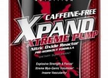 Caffeine-Free Xpand Xtreme Pump 011 g