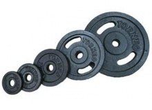 Диск 1,0 кг Torneo 1111-0